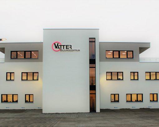 Neubau Bildungszentrum