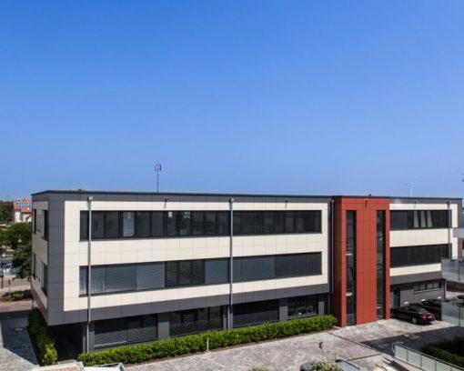Neubau Verwaltungsgebäude in Haßloch